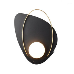 flame painting 2021 - Modern E14 LED Flame Wall Lamp For Bathroom Bedroom bedside corridor Wall Sconce metal Indoor Lamp Decorative Lighting1