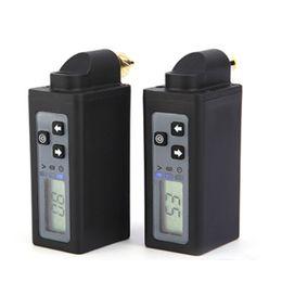 Mini Wireless Tattoo Netzteil Tattoo Powr Bank Wiederaufladbare USB-Netzteil Digitalanzeige RCA- und DC-Anschluss im Angebot