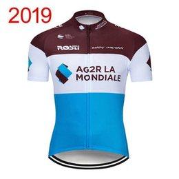 Maillot Cuissard AG2R LA MONDIAL 2020 Pro Ensemble équipe cyclisme Hiver Polaire