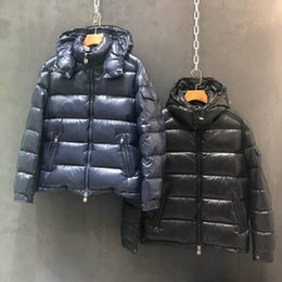 Wholesale chinese jackets men resale online – 2020 fall and winter mens women keep warm down jacket Chinese SIZE jackets tops down jacket for men zdlp1004
