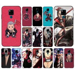 naruto games Australia - Fhnblj - Huawei mate 10 20 Lite Pro x honor game y6 5 7 9 prime 2019 animated mobile phone set Naruto