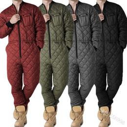 S pijama para el hogar a rayas con botones una pieza LZJDS Mono de hombre todo en uno para hombre blanco