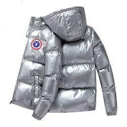 Wholesale corduroy mens jackets resale online – Mens Jacket Parka Men Classic Casual Down Jacket Fashion big bubble small bubble coat Coats Mens Outdoor Warm Feather Winter Jacket