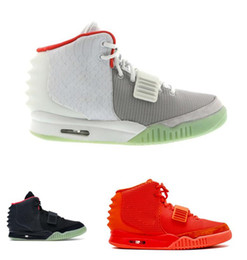 ingrosso rossi ottobre-2021 Kanye West NRG SP Red October Sport Sport Scarpe da corsa Mens Womens Sneakers Glow In The Dark Octobers Atletico Trainer des Platinum
