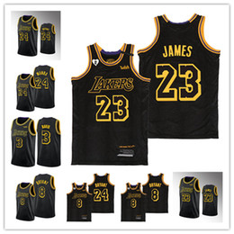 kobe mamba venda por atacado-Homens Youth Los Angeles