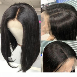 hairstyle cuts for short hair 2021 - Short Human Hair Wigs Bob Hairstyle u Part Wig Human Hair Virgin Brazilian Glueless Short Cut Bob Upart Wigs For Black Women