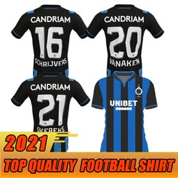 Wholesale soccer new clothes for sale - Group buy New Club Brugge KV Football Uniform Clothes Belgium Bruges Soccer Jersey VORMER VANAKEN DIATTA