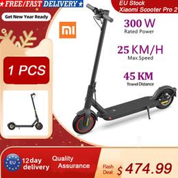 Toptan satış Xiaomi (MI) Scooter Pro 2 Mijia Elektrikli Mini Katlanabilir Denge Scooter Yetişkin Kadınlar ve Erkekler Için