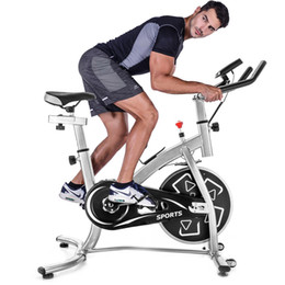 US StockGT Stationary Professional Indoor Cycling Bike S280 Trainer Exercise Bicycle with 24 lbs Home Fitness Equipments MS188933NAA on Sale