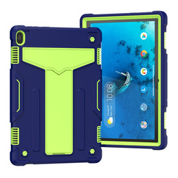 tablet pc 8.9 Canada - Universal ipad case for iPad Air 4 10.9 air4 2020 11 iPad7 10.2 iPad8 pro 10.5 T500 Military Extreme Heavy Duty silicone pc shockproof case