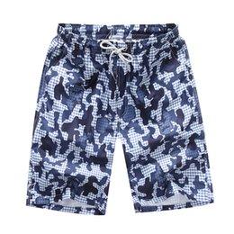 Wholesale 4xl mens briefs for sale – plus size Quick Drying Shorts Men Swimwear Mens Surf Swim Boxer Trunks Beach Leisure Sport Pocket Solid Swimsuit Briefs zwembroek Man XL