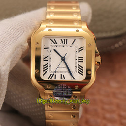 eternity 2021 V2 BVF 0010 White Dial Miyota 9015 Automatic Womens Watch Sapphire 18K Gold Case SmartLink QuickSwitch Strap Lovers Watches