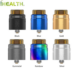 gold drip tip wide bore 2021 - GeekVape TALO X RDA tank 24mm Gold-Plated 510 Pin - 510 Squonk Pin Included Wide-Bore 810 ULTEM Drip Tip