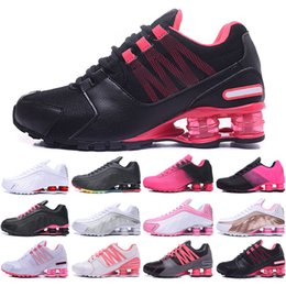 ingrosso discount-Shox DELIVER Shox Avenue R4 Cheap shoes deliver NZ R4 Women running shoes basketball sneakers sports jogging trainers best sale online discount store