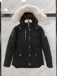 Vente en gros 2020 femmes canada manteaux en duvet sweat à capuche veste doudoune d'hiver robes Survêtement vêtements de créateurs de vêtements de veste Knuckle Orignaux