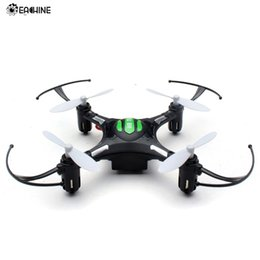 Discount quadcopter eachine Eachine H8 Mini Headless RC Helicopter Mode 2.4G 4CH 6 Axle Quadcopter RTF RC Drone Quadcopter 201104