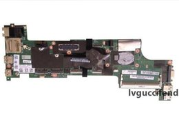 laptop motherboards Canada - For ThinkPad X240 i5-4200U Laptop Motherboard FRU 04X5146