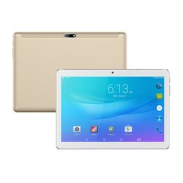 4gb ram 32gb tablet pc UK - 2020 Optional 10.1 inch Tablet eight Core 1920*1200 Screen Dual 4G 4GB RAM 64GB ROM Android Tablet pc