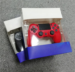 Drop Ship Top Seller 22 Colors Bluetooth Remote Wireless Controller for PS-4 Gamepad Joypad Joystick Game Controllers on Sale