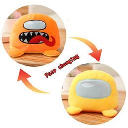 Reversible entre los juguetes de peluche de los Estados Unidos entre los juguetes de peluche de los Estados Unidos. en venta