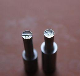 Großhandel 6mm oder 6,5 mm optional 30 Milch-Candy-Tablet-Werkzeuge Drücken Sie die Set-Set-Punch-Anpassungs-Besetzung für TDP-Formmaschine TDP0 /TP1.5 / TDP5