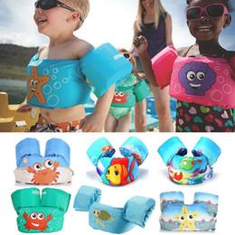 Child Life Jacket Swimming Floating  Swim Vest Buoyancy Kids Aid Jacket Toy New
