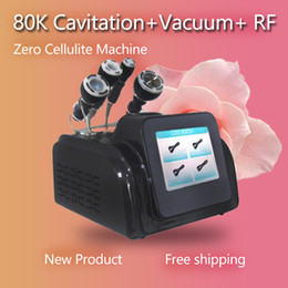 body contour machine NZ - Cavitation Rf Cavitation Slimming Machine 80K Cavitation Slimming Rf Machine Fat Loss Massager with CE approval Body Contour machine