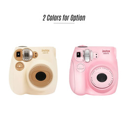 Film Cameras Instax Mini 7C Instant Po Camera 2 Colors Printing Snaps Shooting on Sale