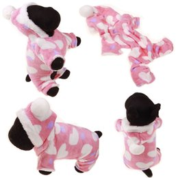 Wholesale teddy movie for sale – custom Autumn And Winter Soft Fleece Dog Clothes Pet Dog Dress Cat Costume Pattern Coral Velvet Deer Christmas Puppy Coat Teddy Outfit