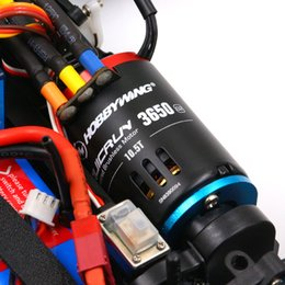 brushless servo motor NZ - RC WLtoys 1 18 A959-B A969-B A979-B K929-B brushless upgrade 3650 sensored motor metal gear 120A ESC emax ES3004 servo 201203