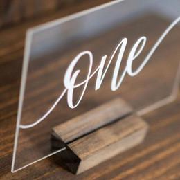 Holz Hochzeit Zeichen Online Zum Verkauf Dhgate Com