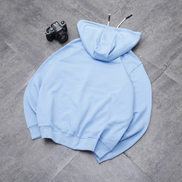 Wholesale spot hoodie for sale – custom Autumn Shark Winter Mouth Spot Casual Plam Hoodies Casual Loves Zipper Cardigan Printing Sweatshirt Coats Sizes M XL