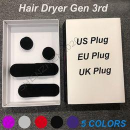 Gen3 3rd generacji Brak wentylatora Suszarka do włosów Profesjonalne narzędzia Salonowe Dryadowe Ogrzewanie Szybkość Szybkość Suszarka