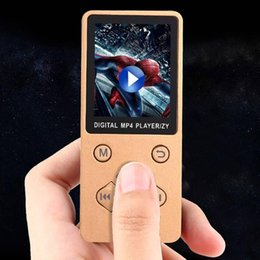Discount card mp3 player kids TF Card Kid Perfect Gift 1.8-inch TFT Display Portable MP3 4 Player Walkman Lossless Recorder FM Radio Video Movie Suppo