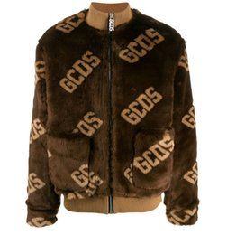GCDS The adult It's for boys Popular logo Hot selling style In stock Coat