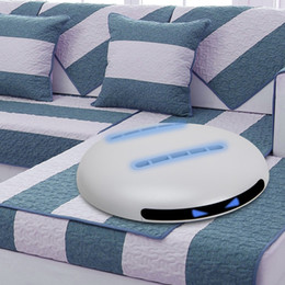 Esterilización ultravioleta portátil de ultravioleta Eliminador de ácaros inalámbricos inteligente Robot de cama pequeño para cama para el hogar en venta