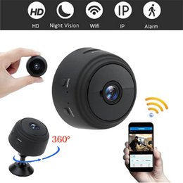 A9 HD Wifi Mini Camera Home Security P2P Cameras Wireless Night Vision Wireless Surveillance Camera Remote Monitor Phone App Cam