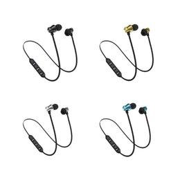 Headphone XT11 Sports Wireless Earphones Magnetic Smart Stereo Headphones Waterproof Earphone for All Smart Phone on Sale