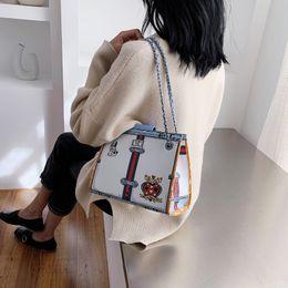 Wholesale 70s style for sale – custom women s large Handbag bagShoulder bagcapacity new fashion trend Simple Shoulder foreign style fashion versatile crossbite tote bag s