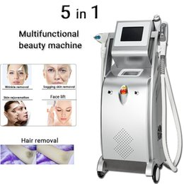 opt laser hair removal machine Australia - opt shr IPL laser permanent hair removal nd yag laser tattoo removal machine Elight Skin Rejuvenation 3 handles