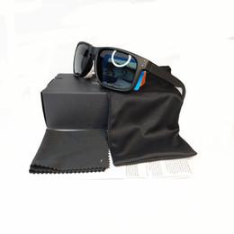 Mode Merk Gepolariseerde Zonnebril Outdoor Sport Eyewear Mannen Vrouwen Googles Zonnebril Fietsen Sunglasse 9102 Hoge kwaliteit Nieuwe verpakkingsdoos