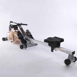 Mr016 Resistência à água Máquina de fileira Abdominal Braço Peitoral Treinamento de Fitness Stamina Body Glider Reming Indoor Home Gym Equipamento em Promoção
