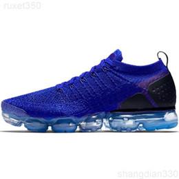 High-quality 2019 TN Running Shoes Mens New Fly1.0 2.0 3.0 Knit Triple Black White Designer Shoes Be True Mesh Sneakers 36-45 G6KKJ