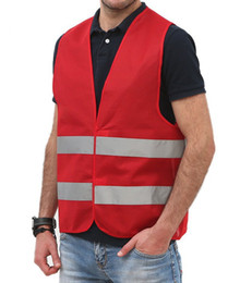 Wholesale worker clothes for sale – custom Safety Vest Colors High Visibility Reflective Stripe Traffic Vests Construction Building Traffic Workers Reflective Clothing CCA12586