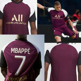 Wholesale neymar shorts for sale – designer 20 paris soccer jerseys third MBAPPE NEYMAR JR ICARDI men paris soccer shirts short sleeve football shirt customized