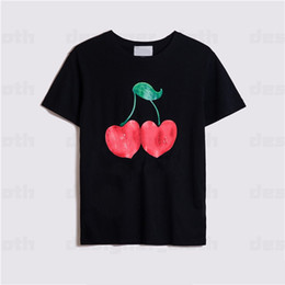 Wholesale dark purple t shirt resale online - 21ss New Women Mens Designers T Shirts Tshirts Fashion Letter Printing Short Sleeve Lady Tees Luxe Womens Casual Clothes Clothing