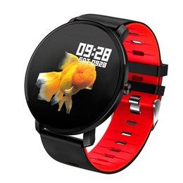 Super Slim Smart Watch Men IP68 Waterproof Sports Smartwatch Men Clock Heart Rate Monitor Fitness Bracelet reloj inteligente K9