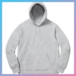 Wholesale red hoodies sweatshirts for sale - Group buy Men Womens Luxurys Sweatshirt Casual Pullover Knitting Mens Designers Hoodies Pattern Printed Sweater Colours Oversize Big Man