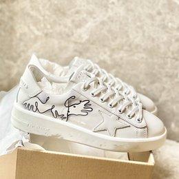 2020 die neueste kleine schmutzige Schuhe schmutzig, weich und bequem, modisch Hochsportschuhe kostenfrei im Angebot