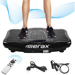 Deutschland со Profi Vibrationstrainer 2D Wipp вибрации с Bluetooth вкл Женщины Mens Training Fitness Equipment MS187524SAA на Распродаже
